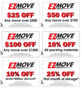 Moving Coupons.