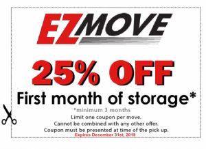 25% off coupon for movers.
