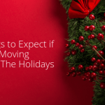 long distance moving during the holidays.