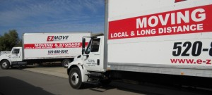 Tucson Movers local and long distance movers in Arizona.