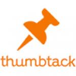thumbtack logo.