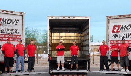 Tucson Moving Company.