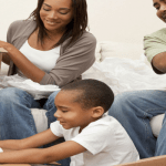 Packing and Moving with Kids