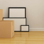 How to pack small items for a long distance move or local move.