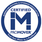 Certified M ProMover badge.