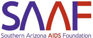 southern arizona aids foundation logo.