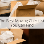 The Best Moving Checklist You Can Find.