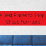 The best places to shop for cheap furniture in Tucson Arizona.