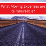 What Moving Expenses are Reimbursable?