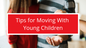 Moving with young children in Tucson Arizona.
