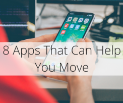 8 Apps That Can Help You Move