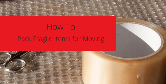 How to Pack Fragile Items for Moving
