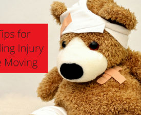 Top Tips for Avoiding Injury While Moving
