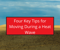 Four Tips When Moving During A Heat Wave