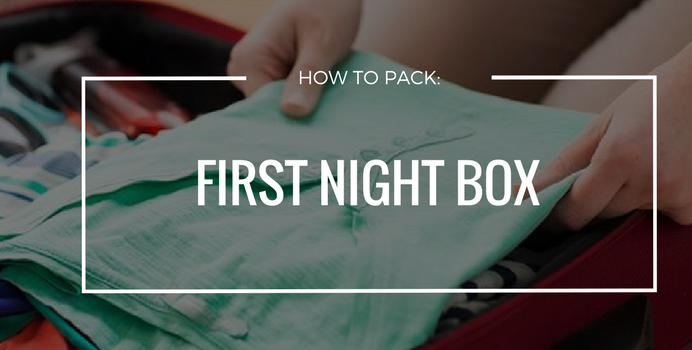 What to Pack in Your First-Night Moving Box